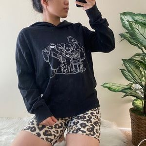 Kaws/Uniqlo/Sesame street hoodie